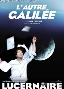 Affiche de L'Autre Galilée